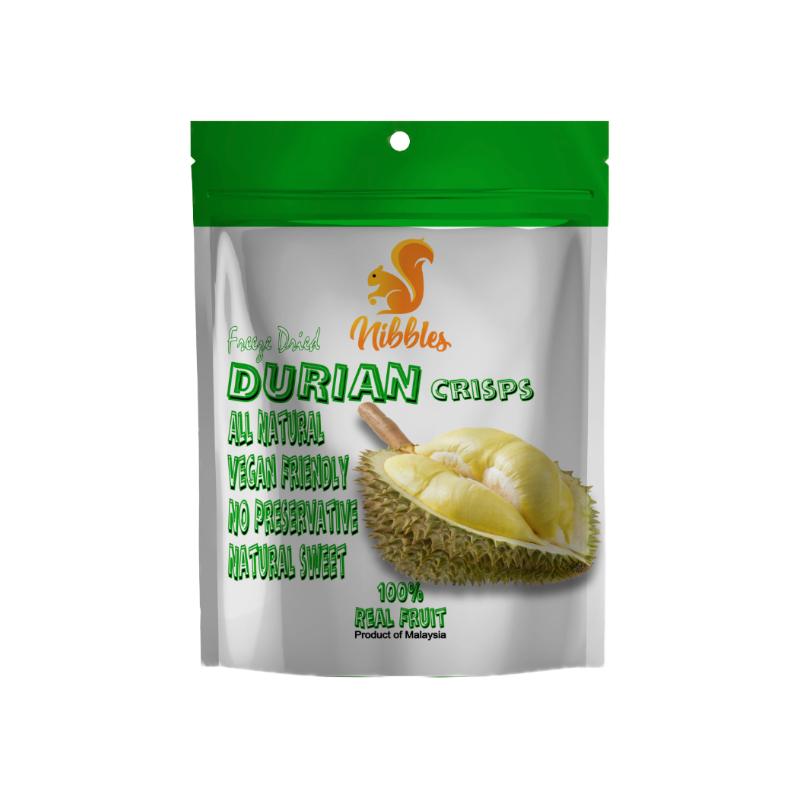 Nibbles Freeze Dried Fruit Crisps 20g x 4 Packs